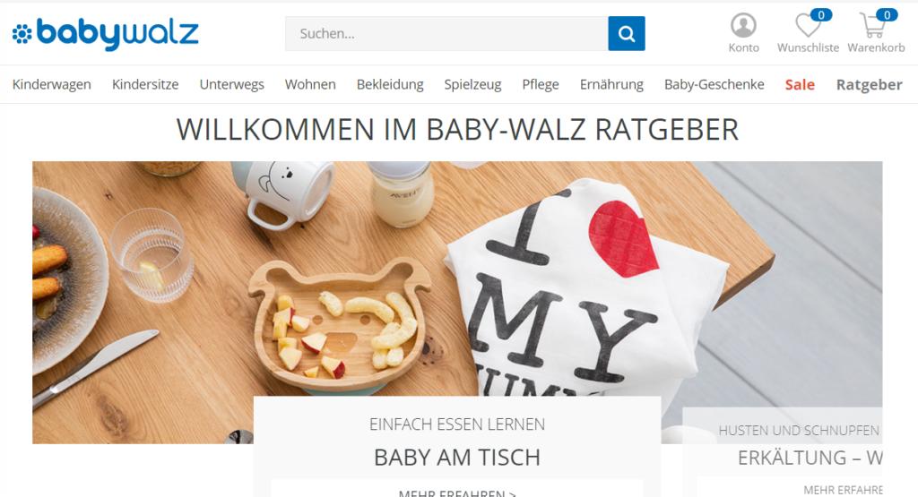 Babywalz Ratgeber