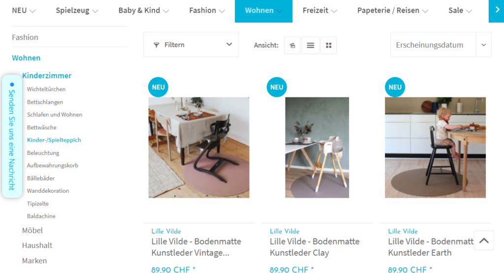 Balibu Online Shop