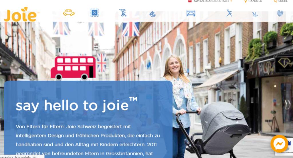 Joie - Design & Sicherheit