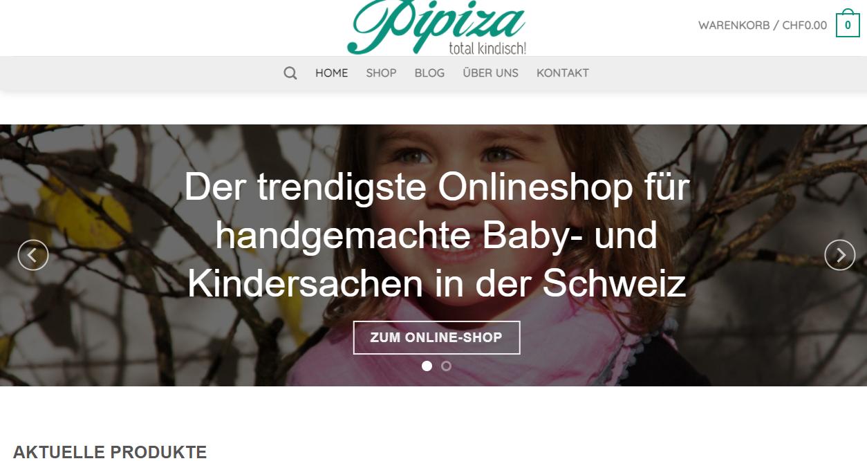 Pipiza Online Shop